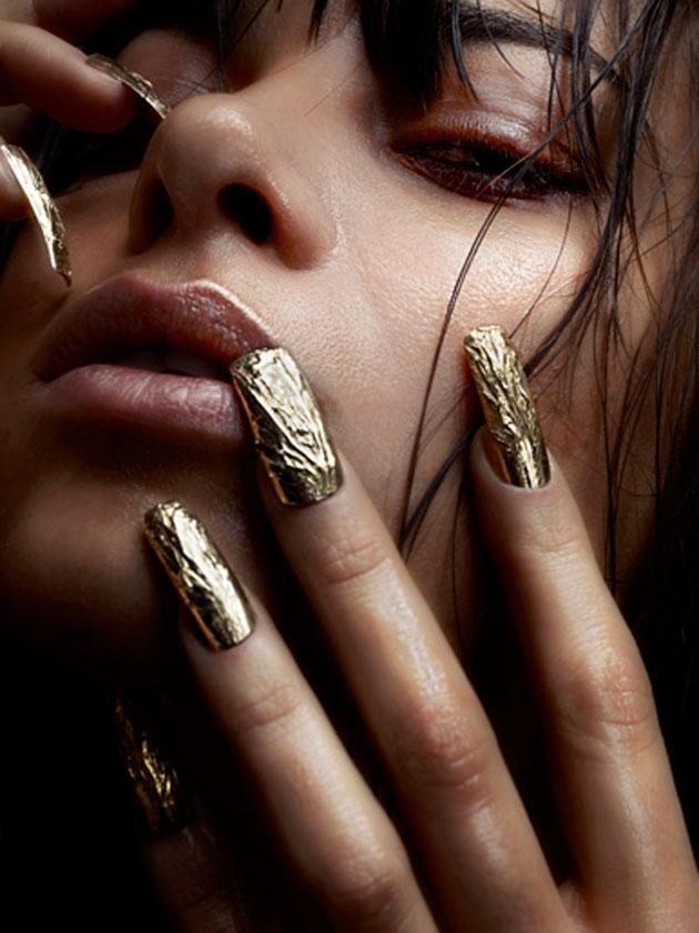 Rock Fierce Nails